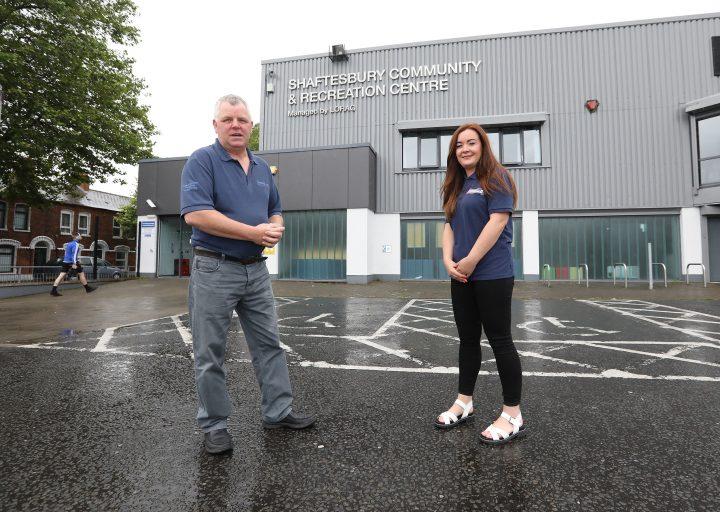 Shaftesbury Community & Recreation centre