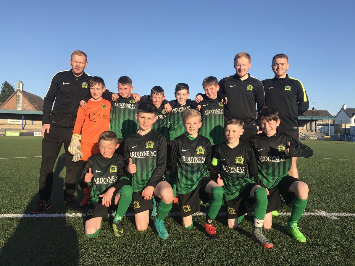 Ardoyne Youth Club Team