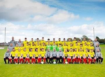 Client Spotlight Lurgan Town Football Club Team